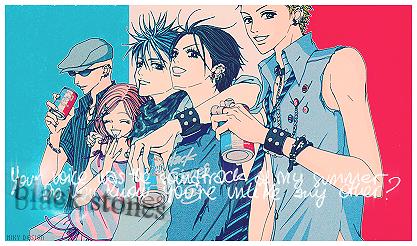 Black Stones by MikyRinoa