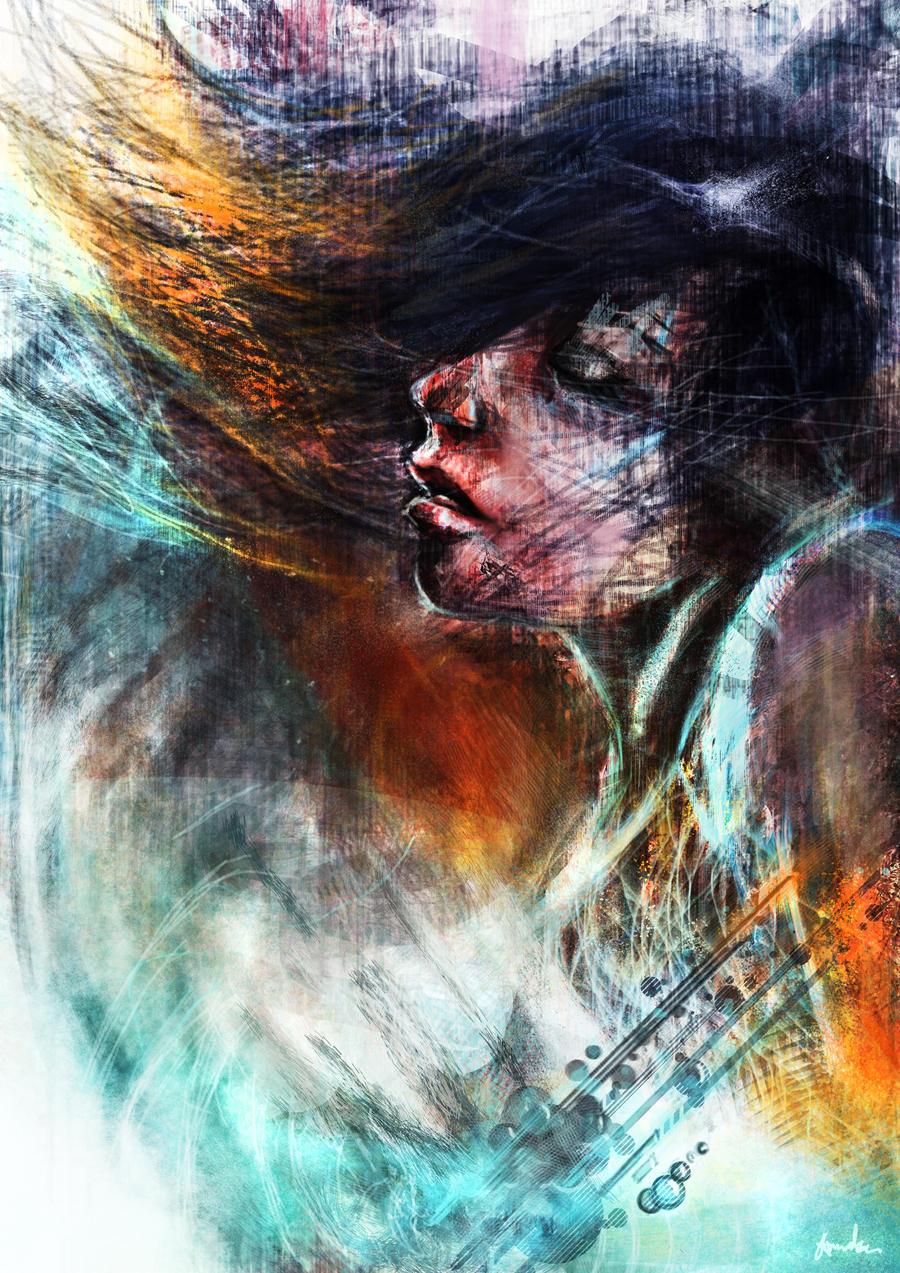 Feel the Rhythm by TobiasRyenAmundsen