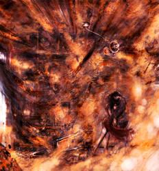 Slow Dancing In A Burning Room by TobiasRyenAmundsen