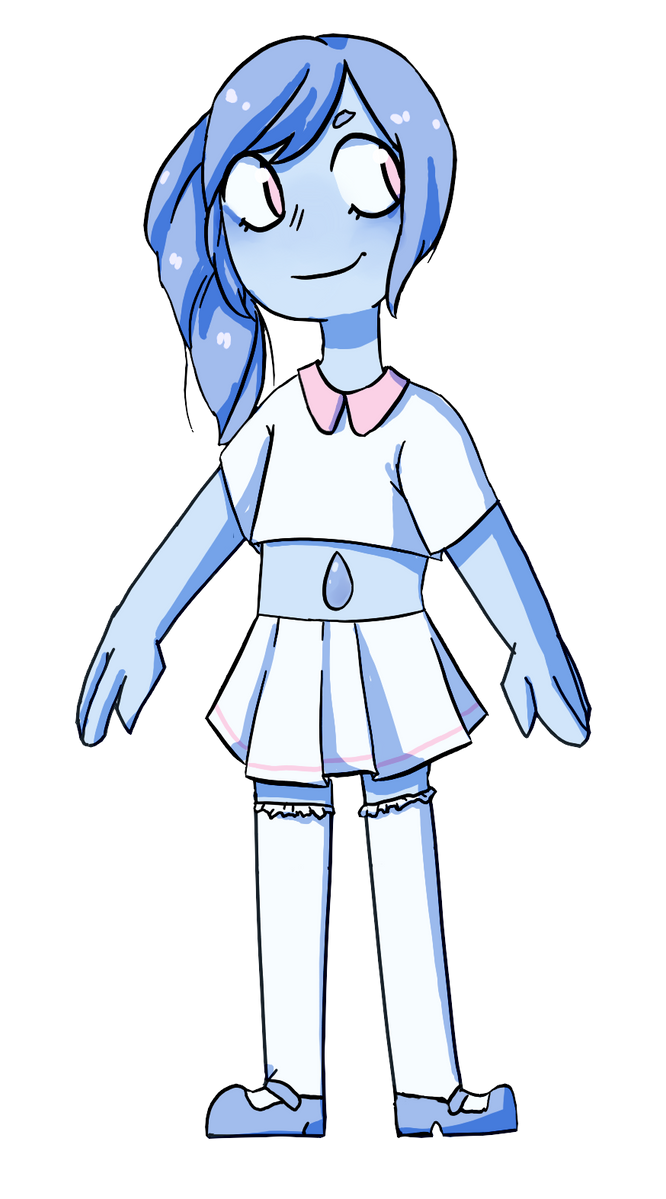 Custom  Pink Lapis By Centipebble-dbd0wh0 La by gayspacewarrior