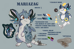 Reference - Mariazag the mouse