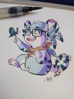 Commission - Nicoleta84AJ by mariazag