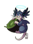 mariazag - kiwi uwu by mariazag