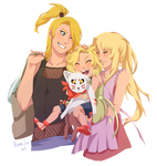 Shiroi Gift by KAMMI-LU