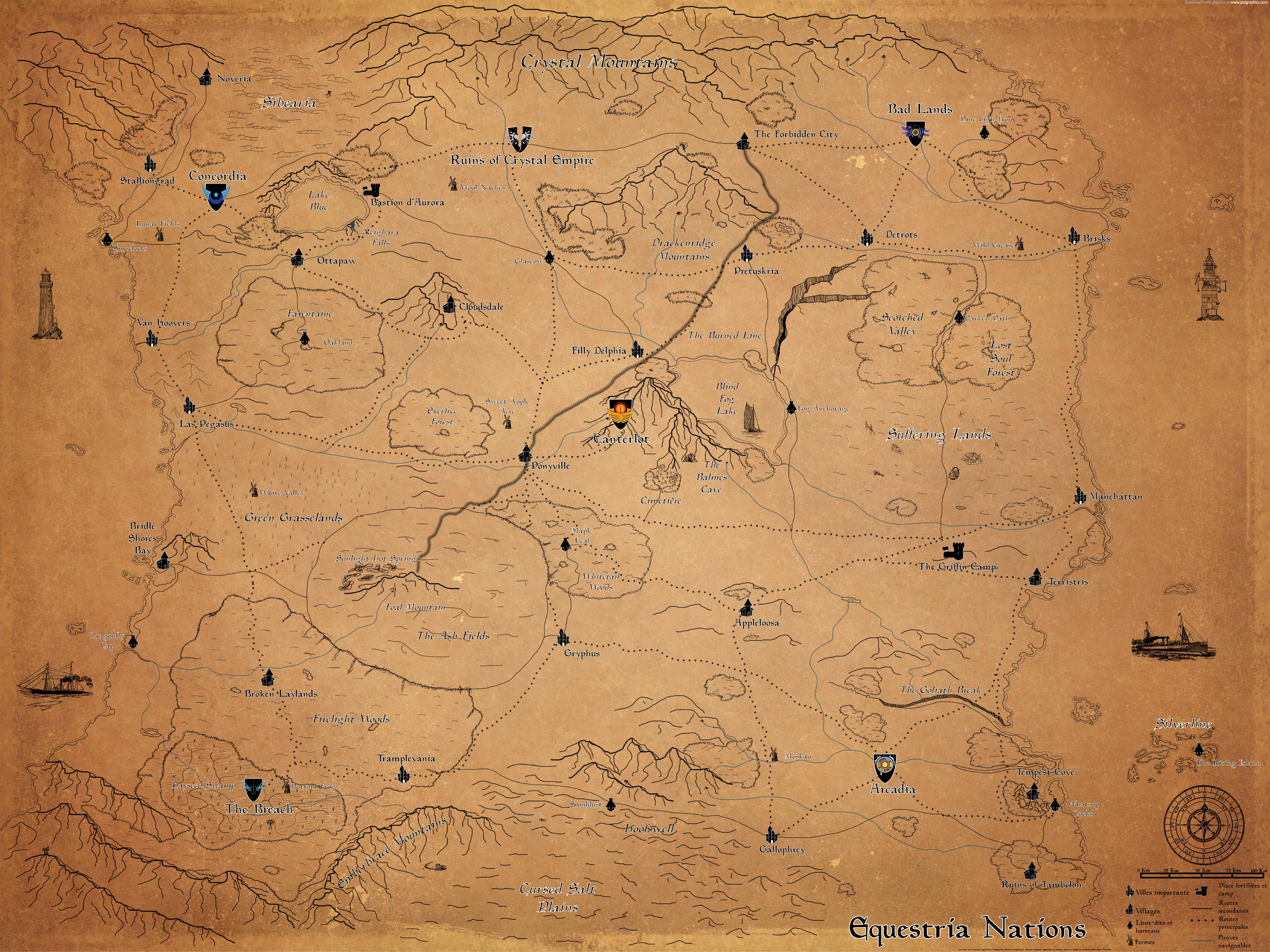 Nouvelle carte avec la MAJ by Kickthemuffin