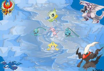 Pokemon Wallpaper 01
