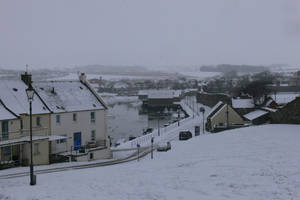 Scotland has winter, too by Sinande