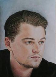 Leonardo DiCaprio by PaoloAnolfo