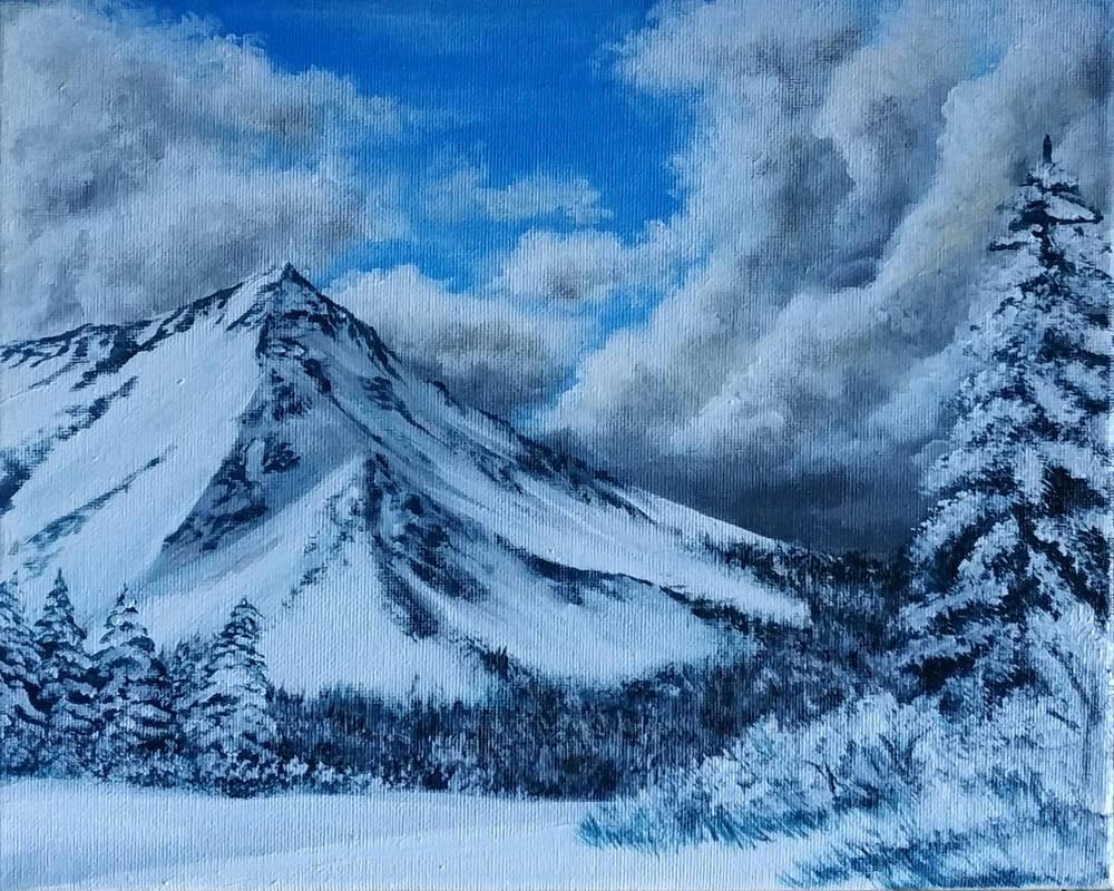 Winter by PaoloAnolfo