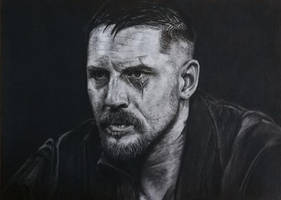 James Delaney from Taboo (Tom Hardy) by PaoloAnolfo