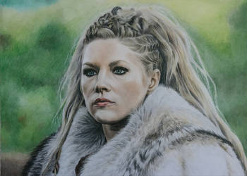 Lagertha by PaoloAnolfo