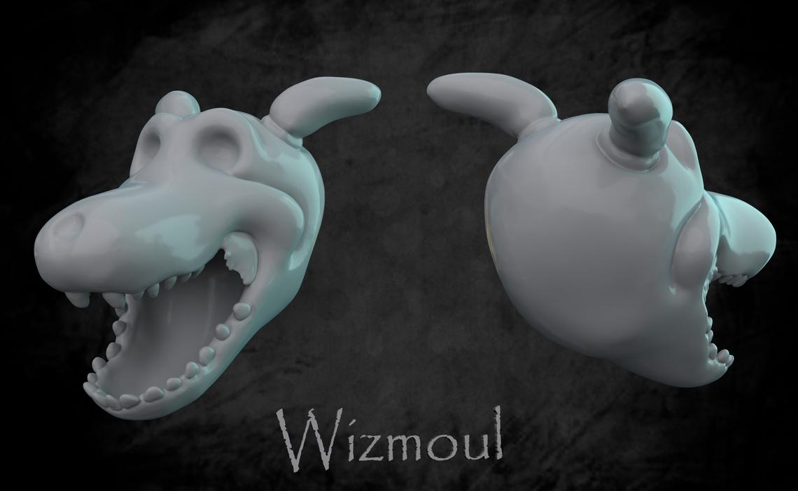 Wizmoul by BefitHalo-PWN