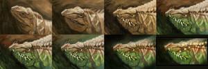 WIPs Lizard#2