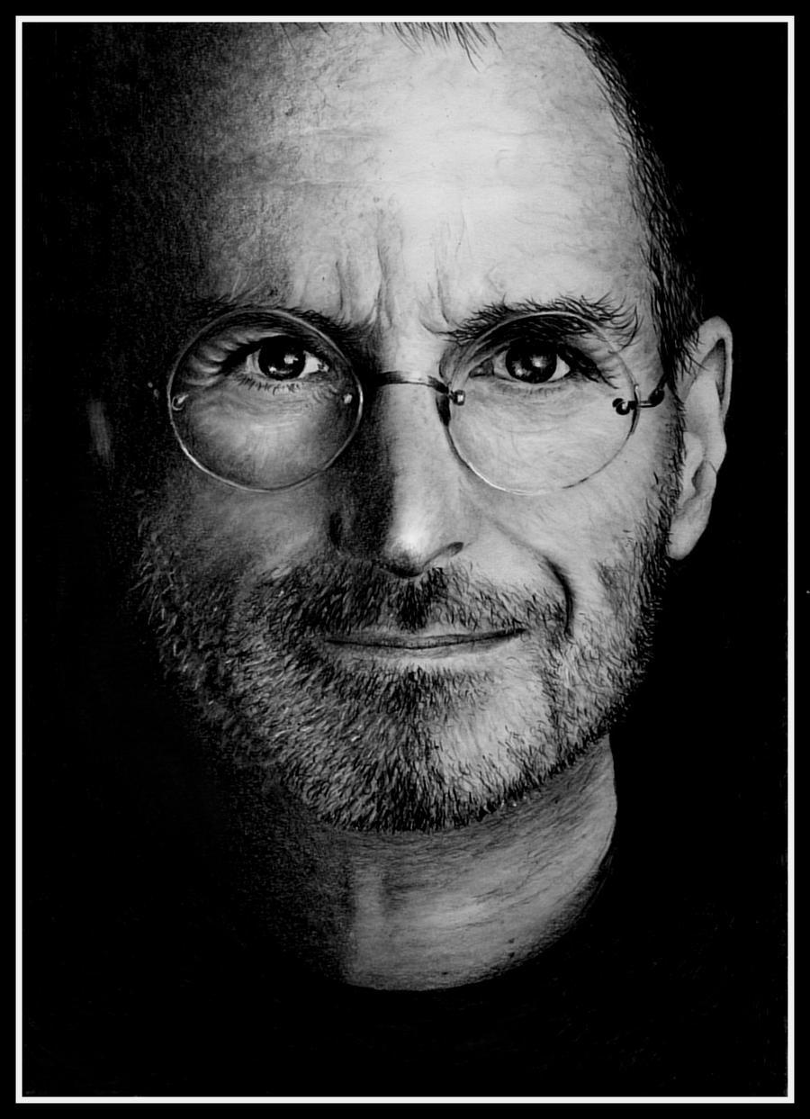 Steve Jobs by VivalaVida