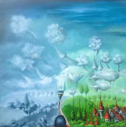 The Painter by VivalaVida