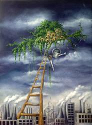 The Ladder by VivalaVida