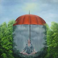 Under the umbrella by VivalaVida