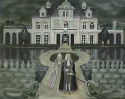 Malfoy Manor by VivalaVida