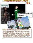 Apokalupsis Webcomics Anthology #1 Cover