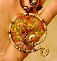 Equinox Pendant by Shendorion