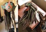 Wood Elf Headdress v02 - WIP