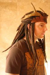 Wood Elf Headdress 04