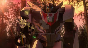Flowers of Cybetron | Rollercoaster Transformers