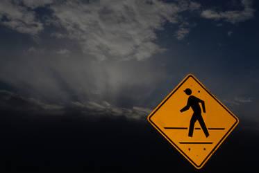 Sidewalk to Heaven