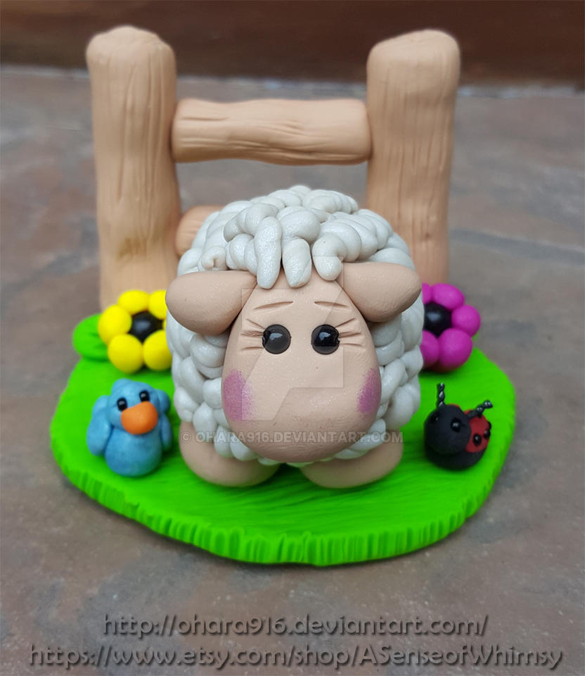 Sweet Little Sheep: Available by ohara916