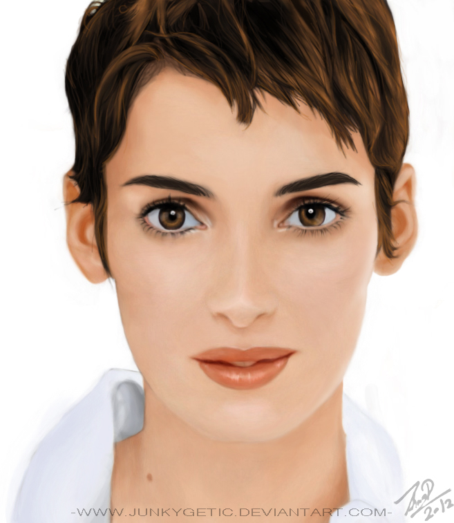 -Winona Ryder- by junkygetic