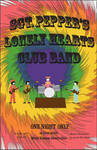 Sgt Pepper - Concert Poster