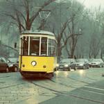 Last tram home