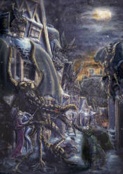 El Templo Perdido de Hastur