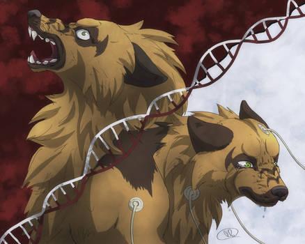 Ginga Densetsu Weed - The Monster