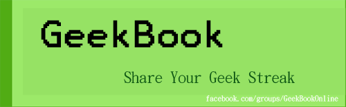 Geekbook by darkligress