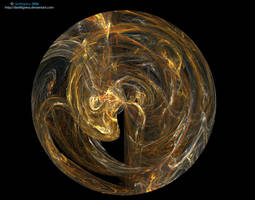 Flame Orb by darkligress