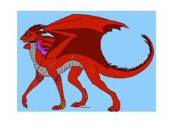 Me as a dragon 2 by COnfessorRocksha