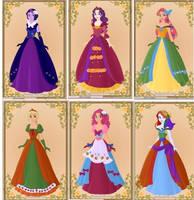 My Little Pony Gala by COnfessorRocksha