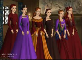 the 12.1 Tudor Style by COnfessorRocksha