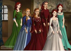 the 12.2 Tudor StyleGame by COnfessorRocksha