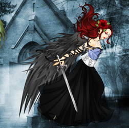 Dark Angel Rocksha