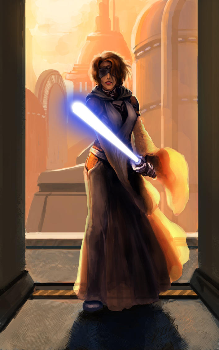 Kayrani Sha, Jedi Consular by Tanqexe