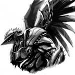 Armageddon Knight Concept