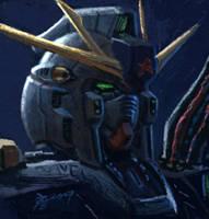 Nu Gundam ver. V2 by Tanqexe