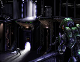 Halo 2 - Ambush by Tanqexe