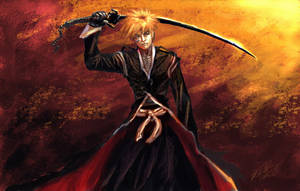 Ichigo: Ban Kai by Tanqexe