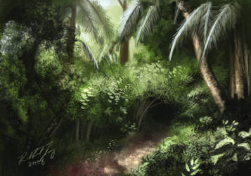 Jungle by Tanqexe