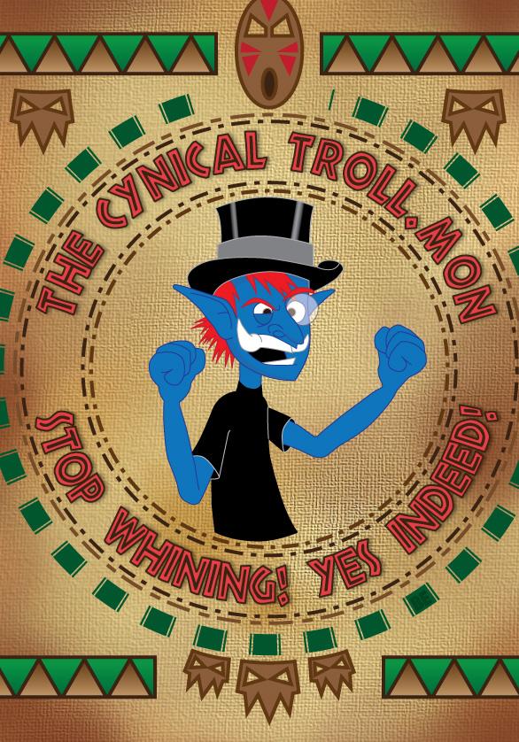CynicalTroll.mon by CruelCat