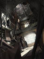 Stairs by Fernstrom