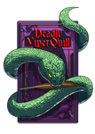 DeadlyViperQuill Logo by DeadlyViperQuill